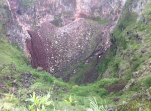 biggest crater