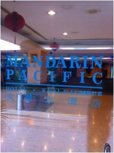 Mandarin Pacific