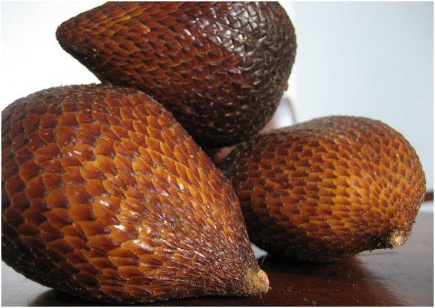 scaly fruit