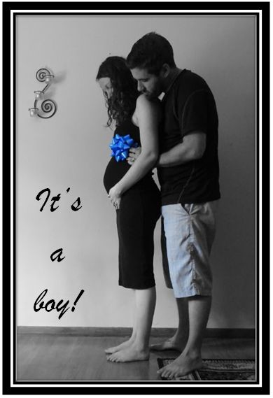 18 its a boy