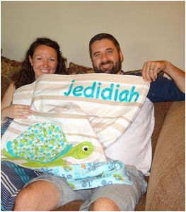 jedidiah blanket