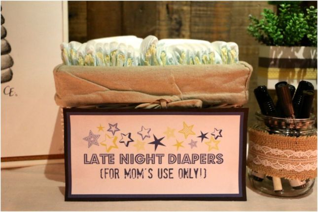 late night diapers