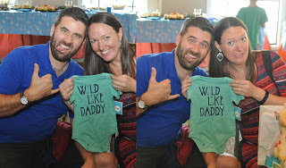 wild like daddy collage