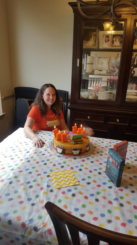 Amanda's awesome cake