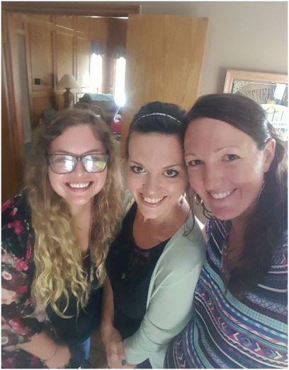 Heather, Cat and I2