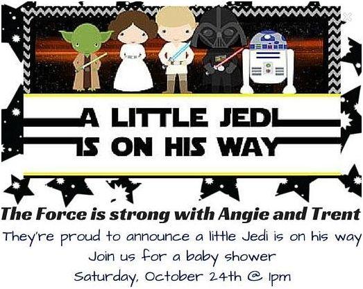 A little Jedi
