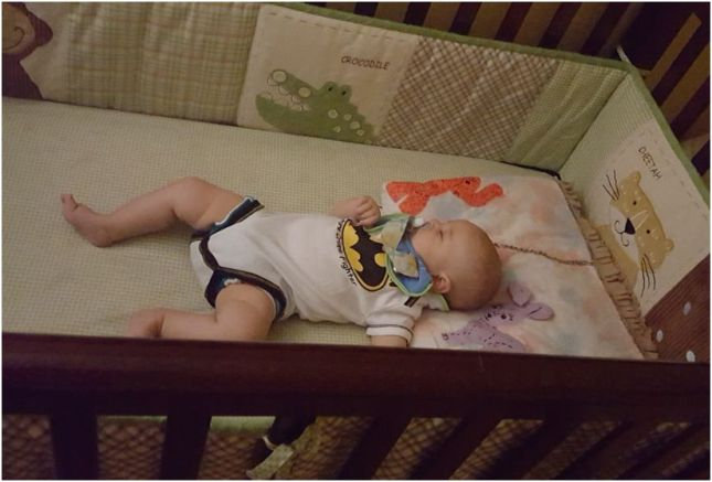 nap in crib