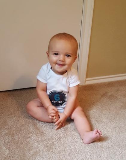 6 month sitting