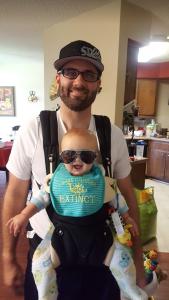 daddy walks