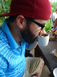 trent drinking