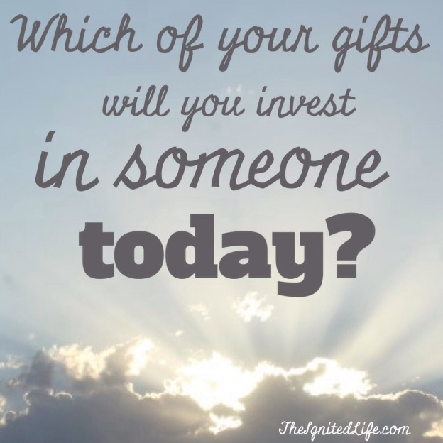 which of your gifts