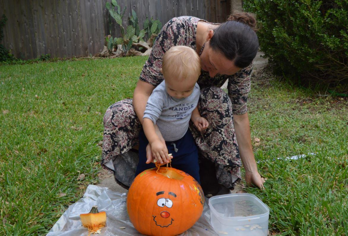 pumpkin-carving