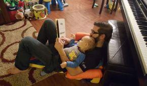 reading dad
